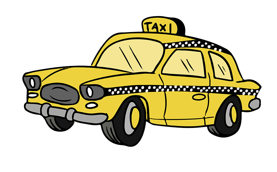 Taxi clipart 7 » Clipart Station.