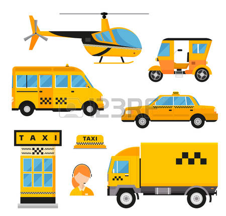 218 Taxi Stand Stock Vector Illustration And Royalty Free Taxi.