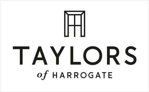 Pearlfisher Rebrands Taylors of Harrogate.