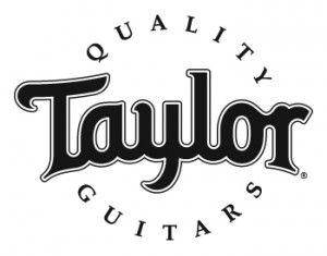 Logo Taylor Guitar.