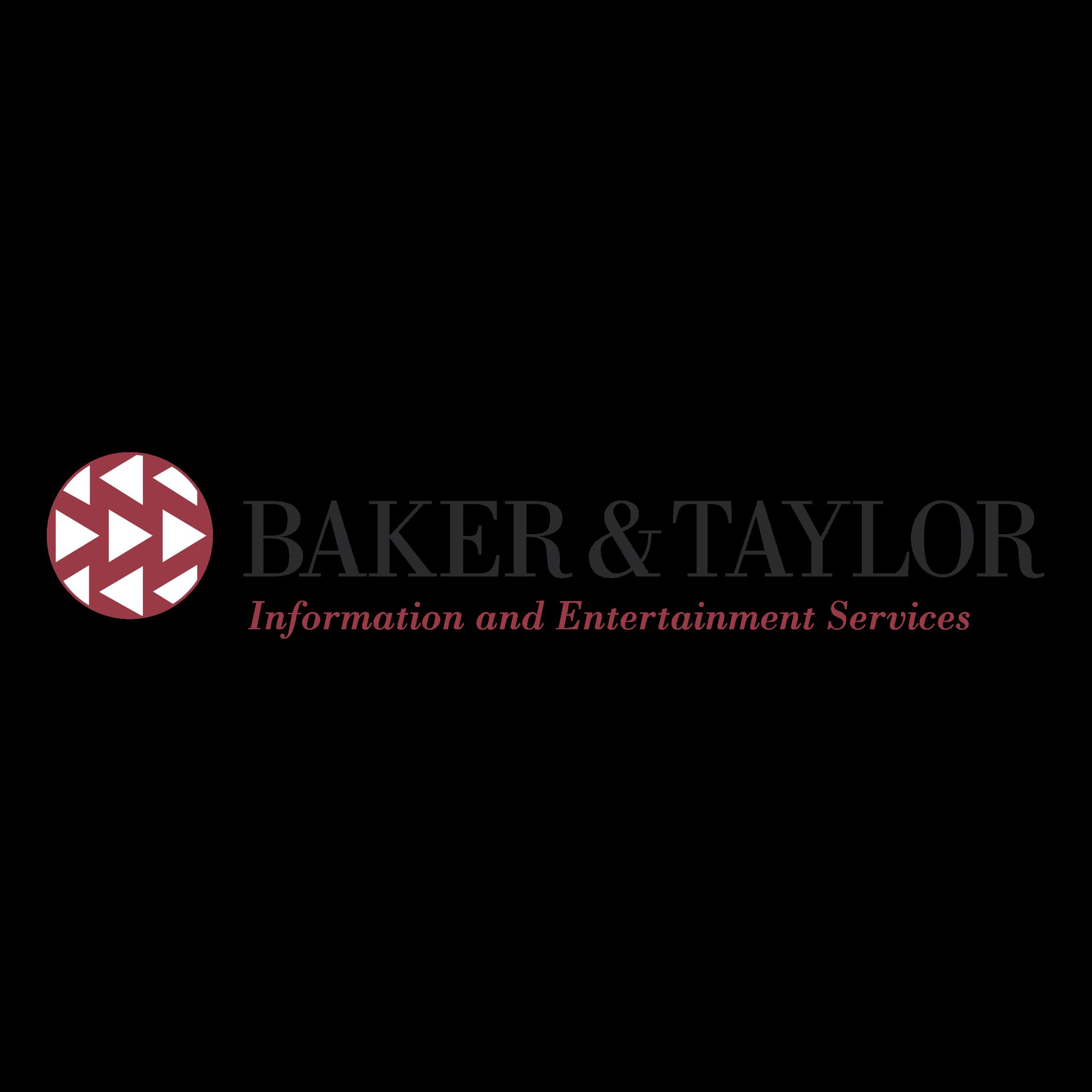 Baker & Taylor Logo PNG Transparent & SVG Vector.