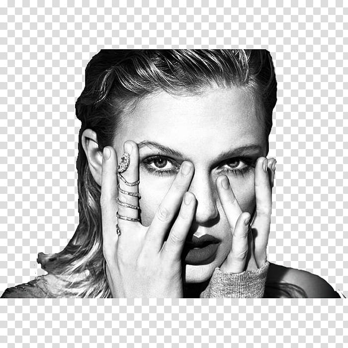 Taylor Swift Reputation transparent background PNG clipart.