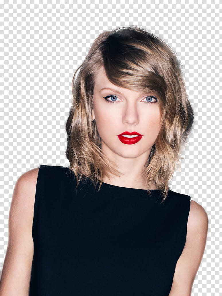 Taylor Swift Blank Space transparent background PNG clipart.