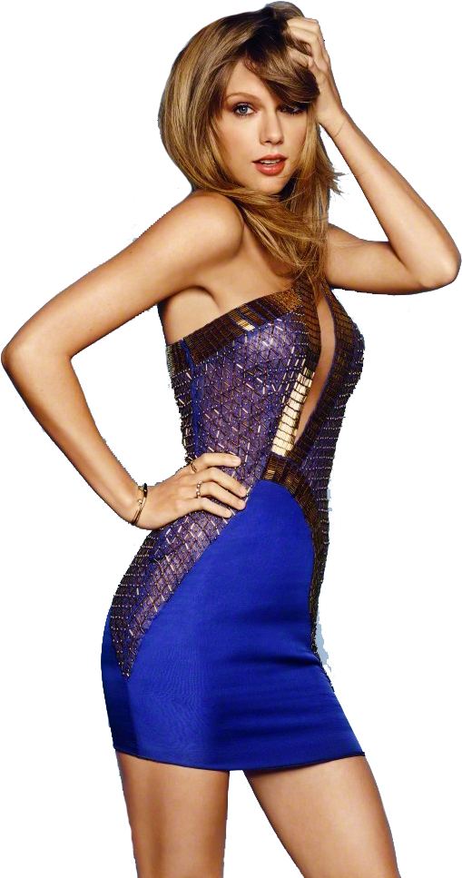 Download Taylor Swift Png.
