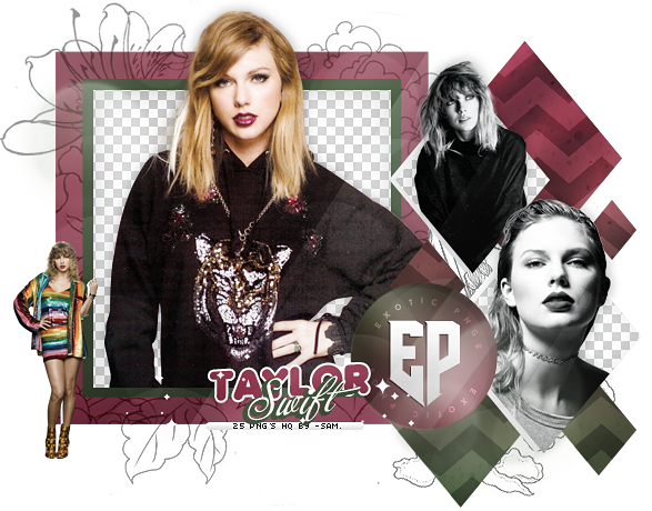 Pack Png 2224 // Taylor Swift. by ExoticPngs on DeviantArt.