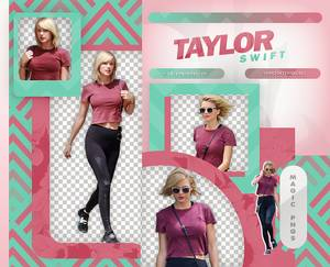 Taylor Swift by MAGIC.