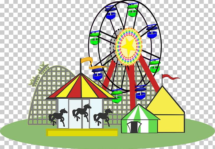 Amusement clipart circus ride Transparent pictures on F.