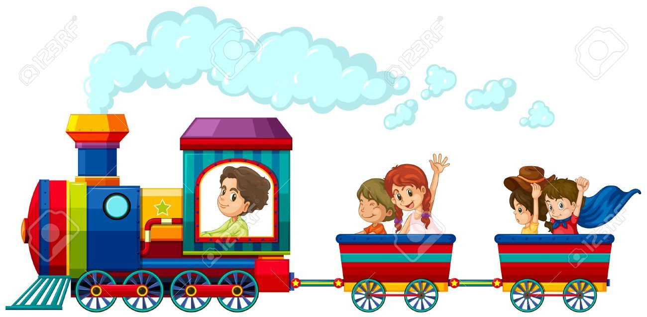 Train ride clipart Transparent pictures on F.