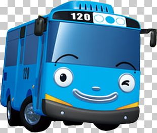 Tayo The Little Bus PNG Images, Tayo The Little Bus Clipart.