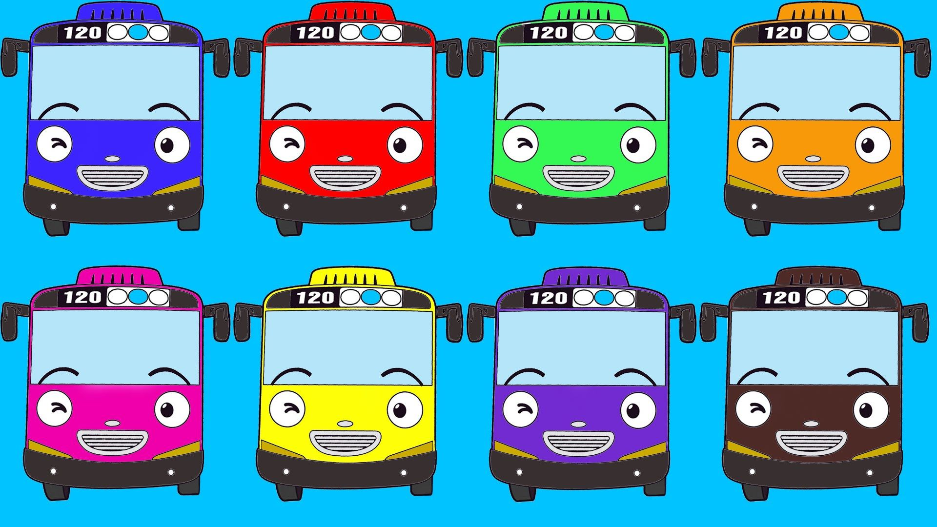 Image result for tayo little bus clipart.