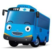 Tayo (Tayo the Little Bus character) in 2019.