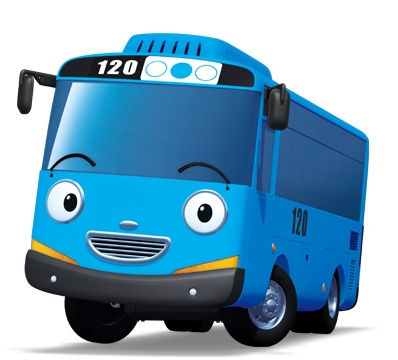 Tayo the Little Bus (character).