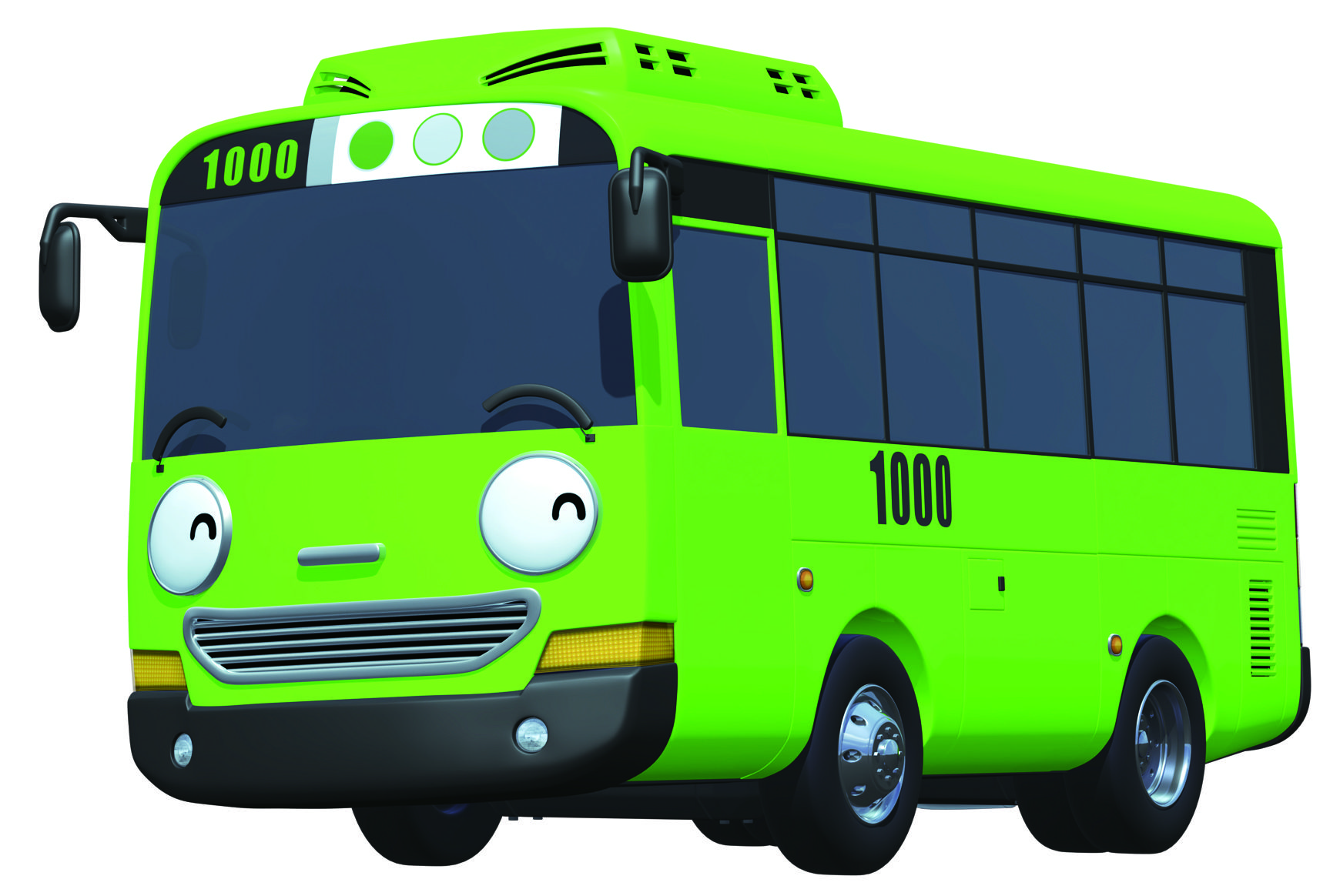 Tayo The Little Bus Wallpapers.