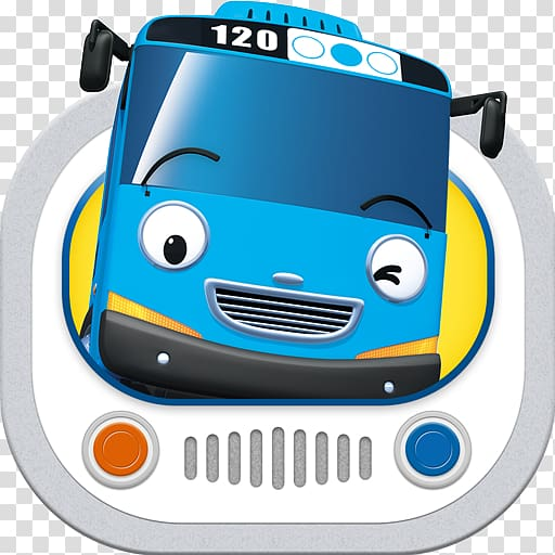 Blue bus , Driving Game Baraha Tayo Game Icon Android, tayo.