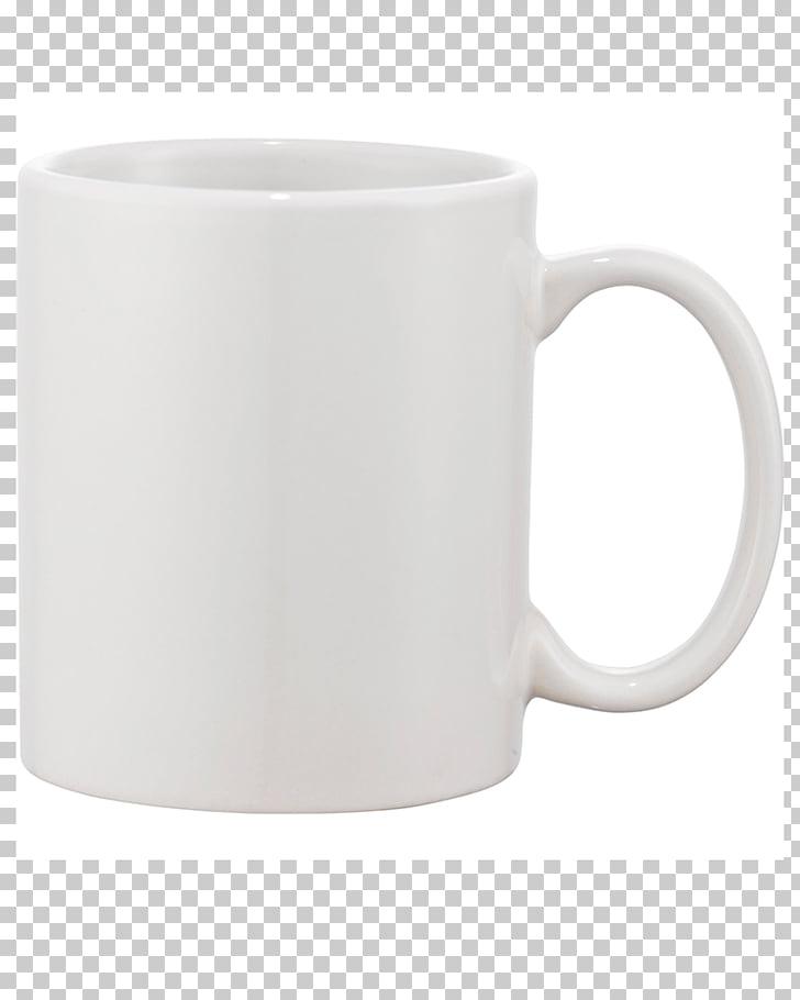 Taza taza de café vajilla cerámica, taza blanca PNG Clipart.