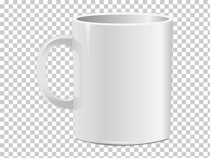 Taza de café taza café, taza blanca PNG Clipart.