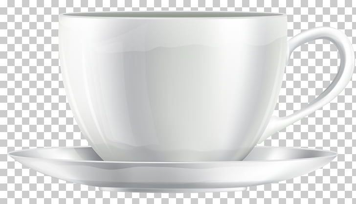 Café expreso taza de café café de cerámica, taza blanca PNG.