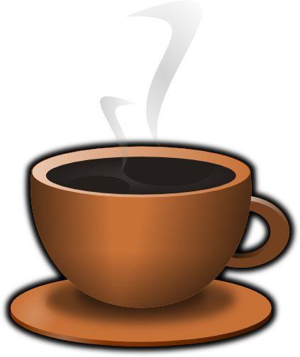 Coffee cup foca clipart ida taza de cafe ingredientes.