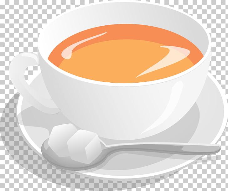 Té verde café té taza de azúcar, taza de té PNG Clipart.