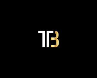 TB Letter Logo Designed by LanofDesign.