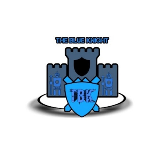THE BLUE KNIGHT TBK.