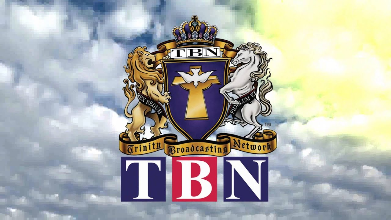TBN Trinity Broadcasting Network logo.