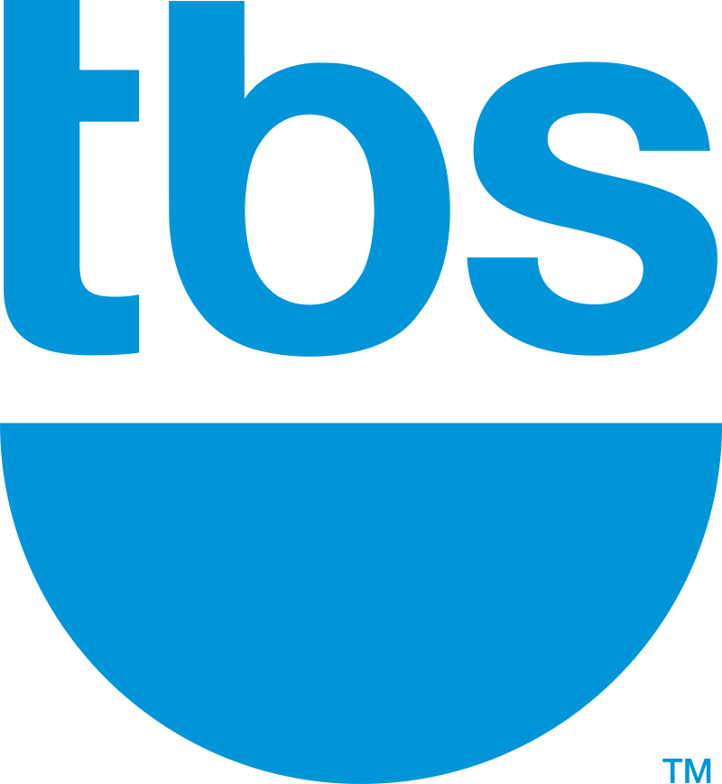 TBS Logo / Television / Logonoid.com.