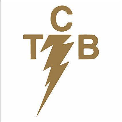 Elvis Presley\'s TCB Logo @ Pinshape.