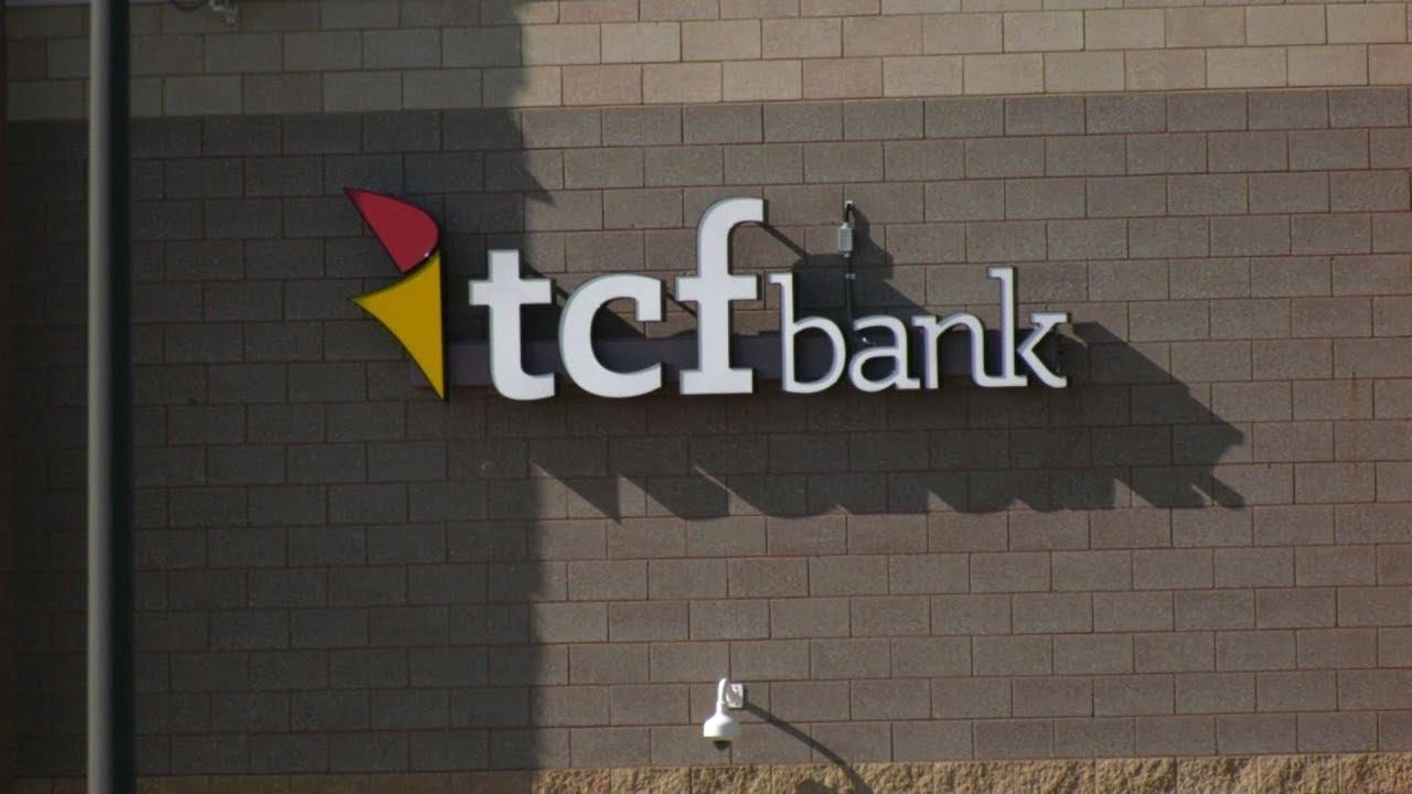 Brooklyn Park TCF Bank Branch Robbed.