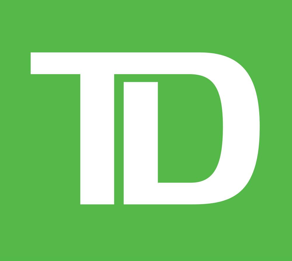 TD Bank Logo / Bank / Logo.