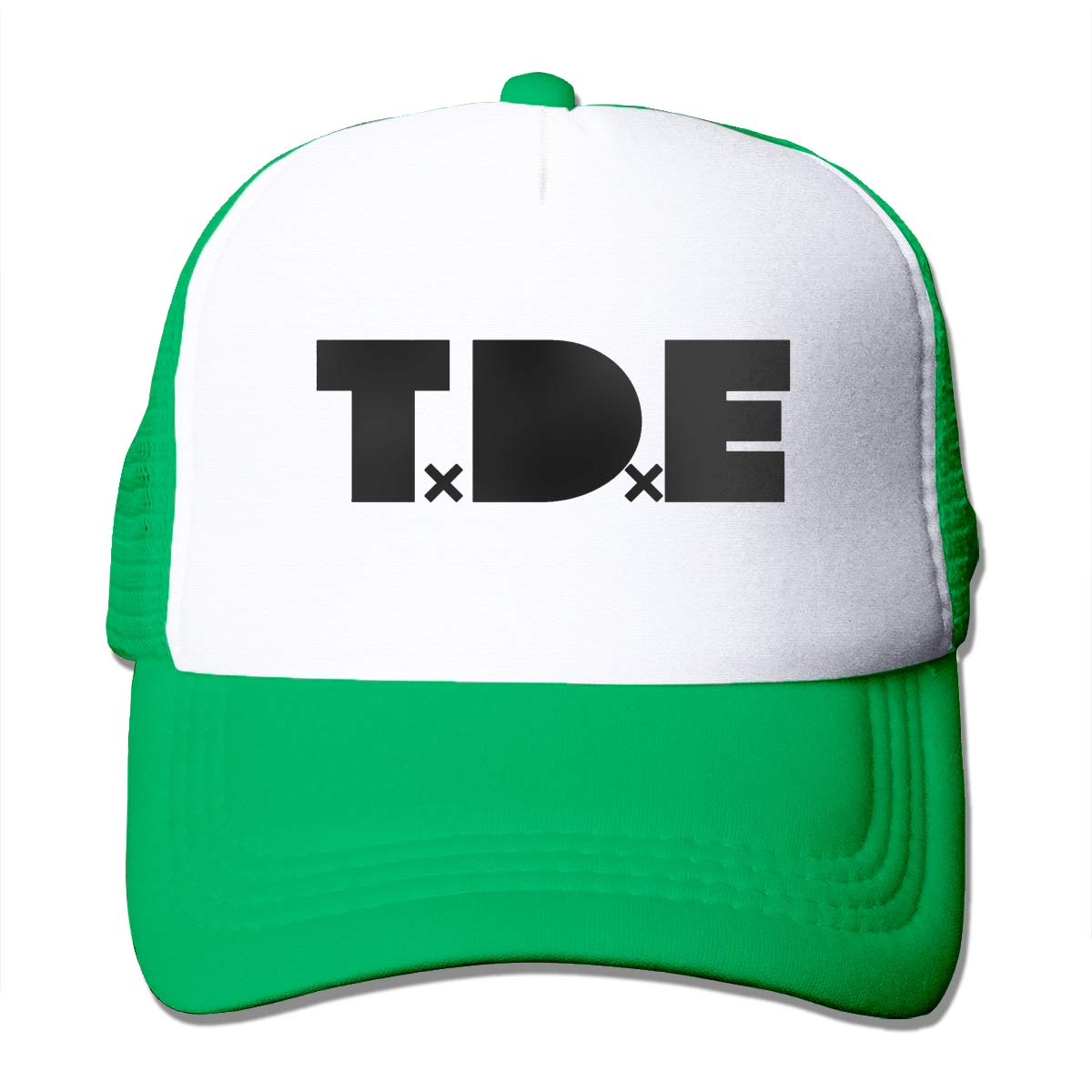 SingleLove TDE Logo Dreamville Records Mesh Back Adjustable.