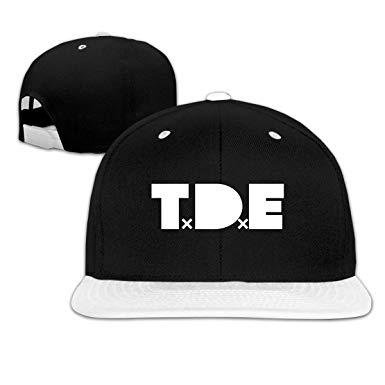 Amazon.com: SingleLove TDE Logo Dreamville Records Baseball.