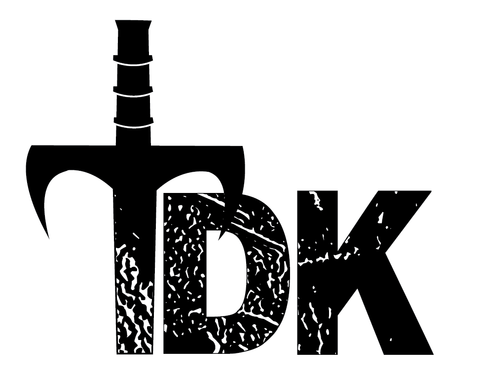 TDK logo on Behance.