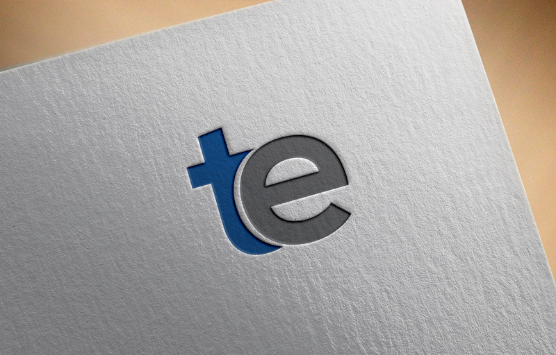 Modern, Professional, Clothing Logo Design for TE by.