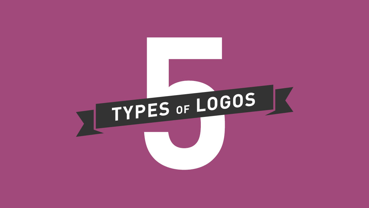 Logo Design Types.