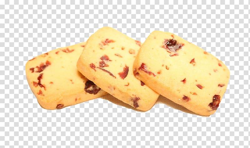 Cookie Tea Icing Biscuit, 3 Cranberry Cookies transparent.