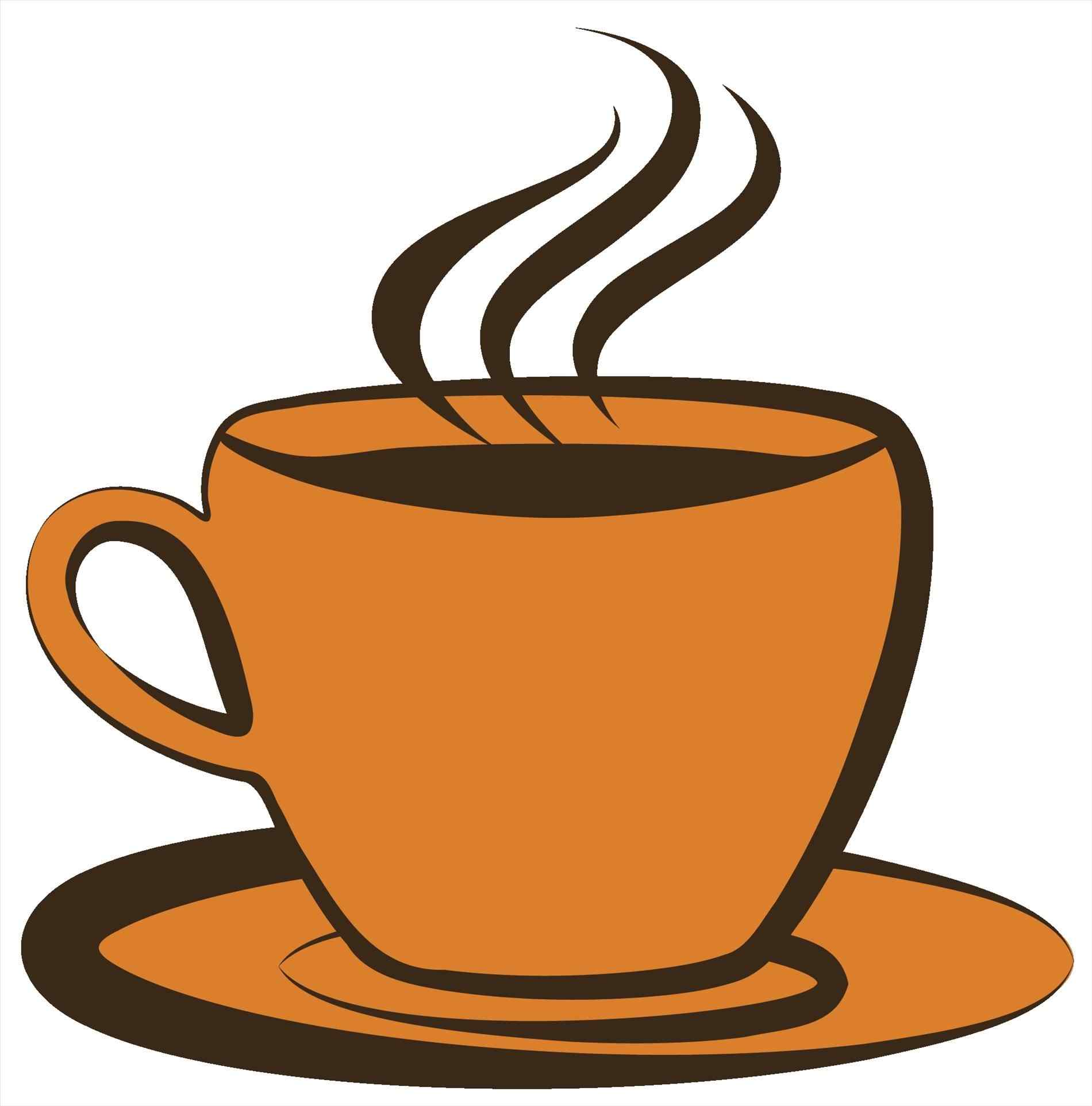Tea and coffee clipart » Clipart Station.