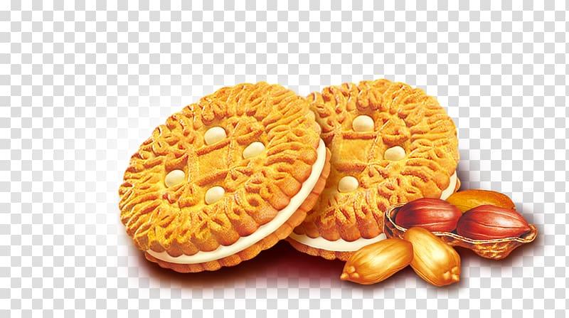 Tea Peanut butter cookie Waffle Junk food, Biscuit.