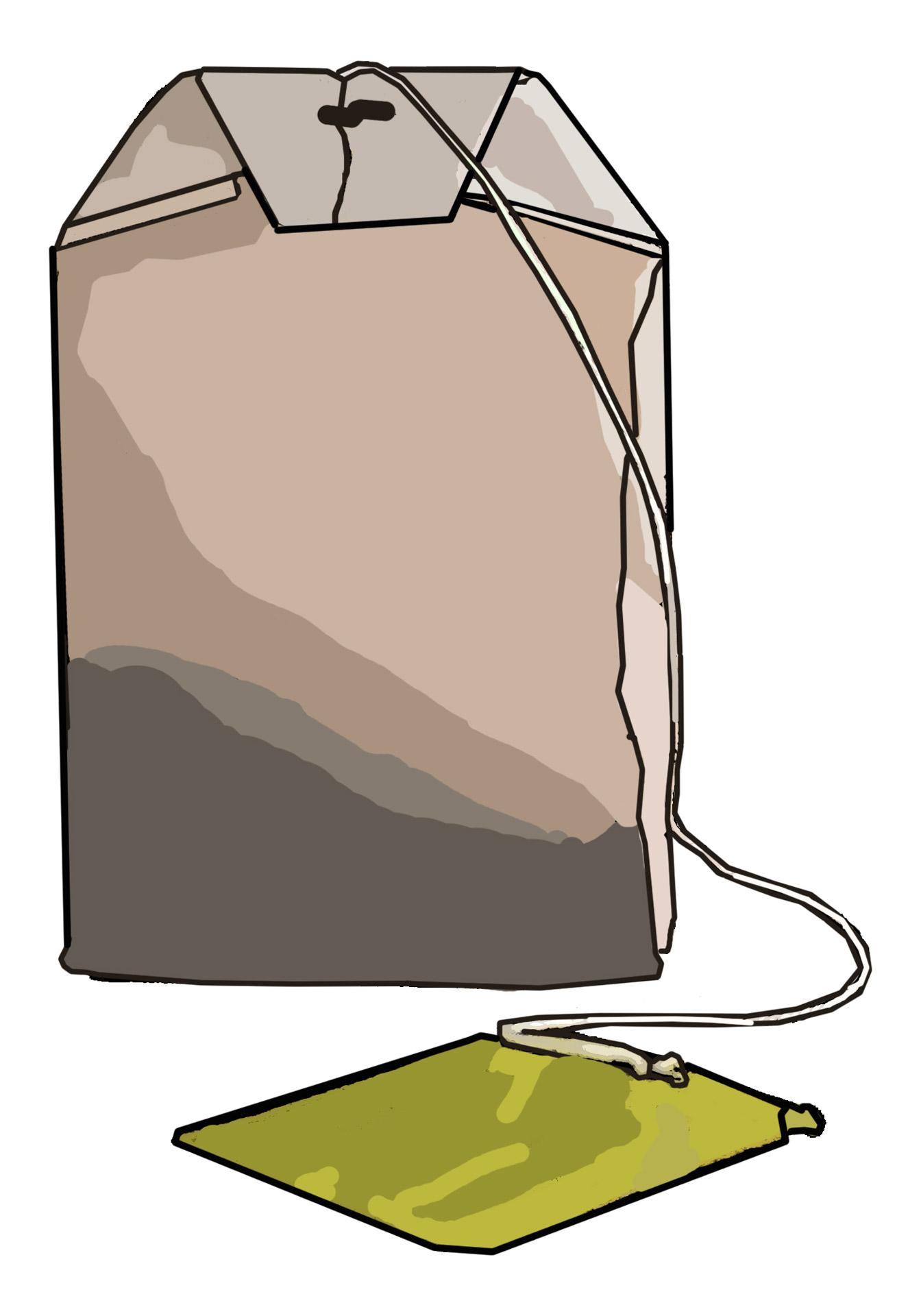 91+ Tea Bag Clipart.