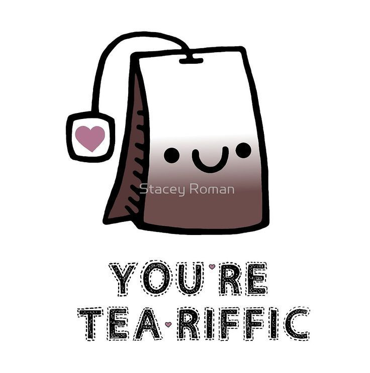 tea, coffee, love, love you, cute, sweet, parody, puns, pun.