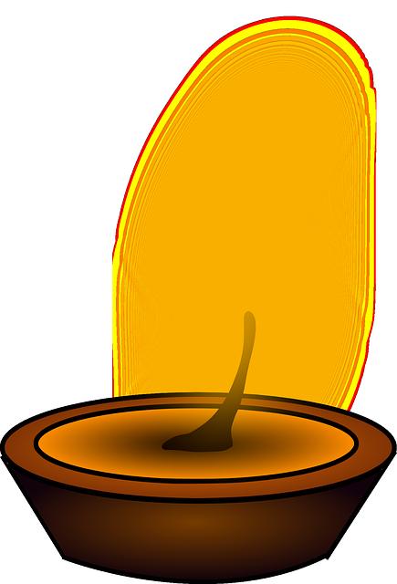 Free vector graphic: Tealight, Tea Candle, Tea Light.