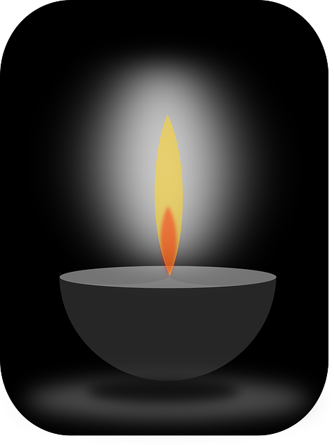 Free vector graphic: Tea Candle, Tea Light, Candle.