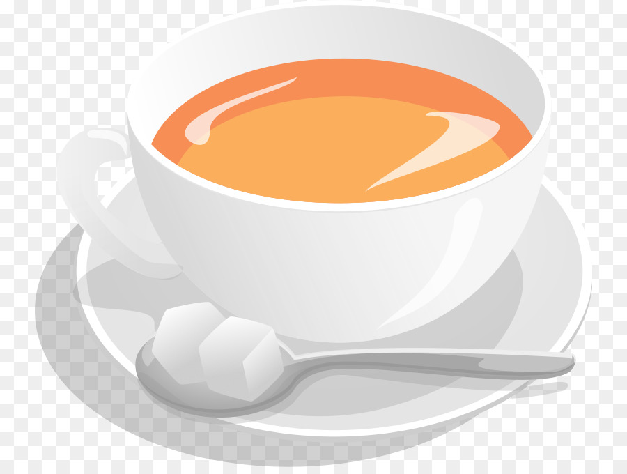 Milk Tea Background png download.