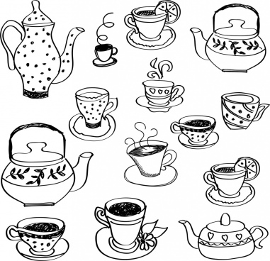 Tea cup free vector download (1,545 Free vector) for.