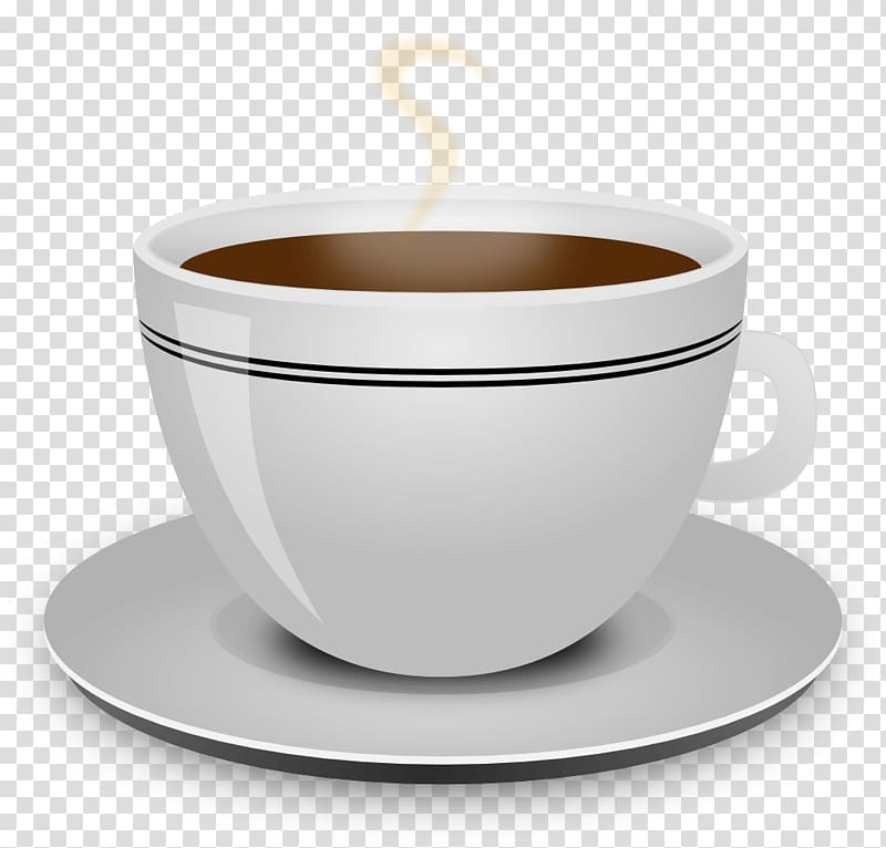 Coffee cup Tea , Cup transparent background PNG clipart.