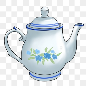 Tea Kettle Png, Vector, PSD, and Clipart With Transparent.
