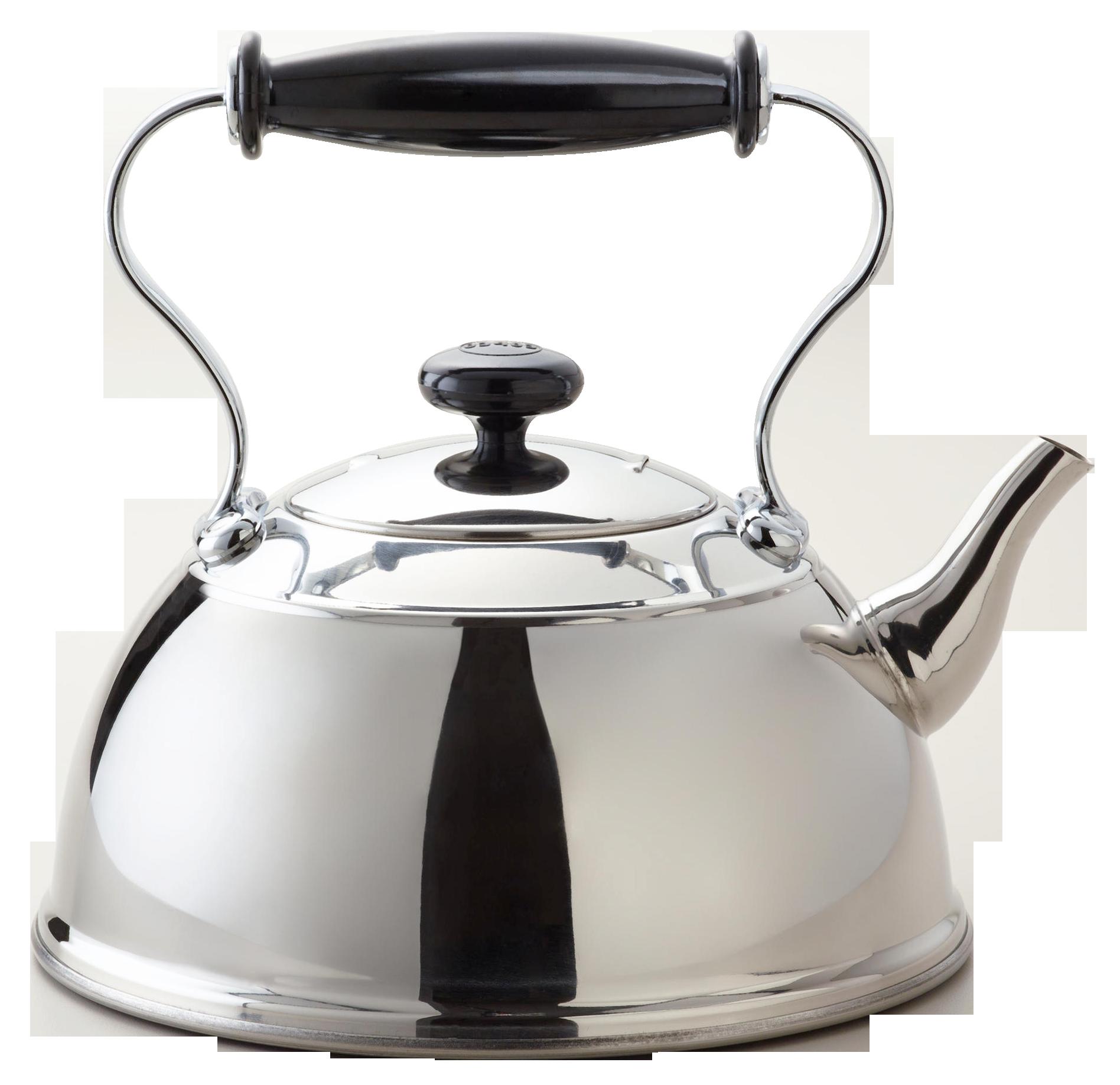 Tea Kettle PNG Image.