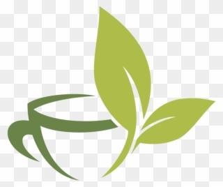 Free PNG Tea Leaf Clip Art Download.