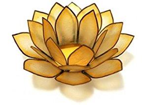 Lotus Tea Light.