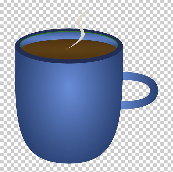 Coffee Cup Tea Mug PNG, Clipart, Blue, Blue Cup Cliparts.